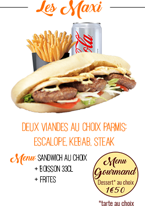 maxi tacos charpennes