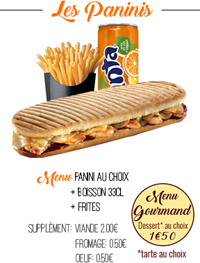 paninis charpennes